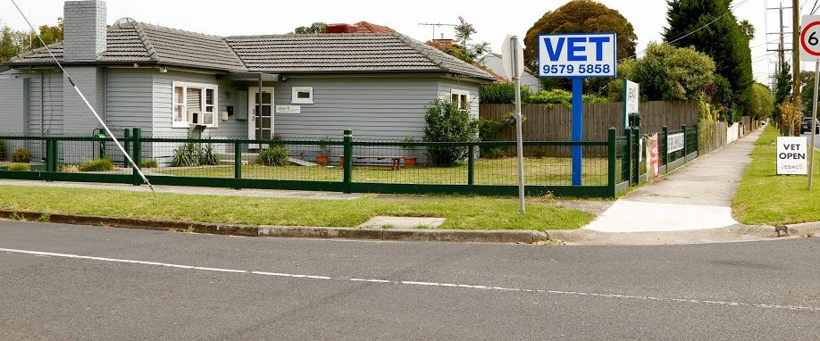 East Bentleigh Vet with Free Parking