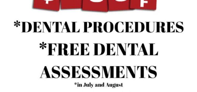 Dental Month Promotion